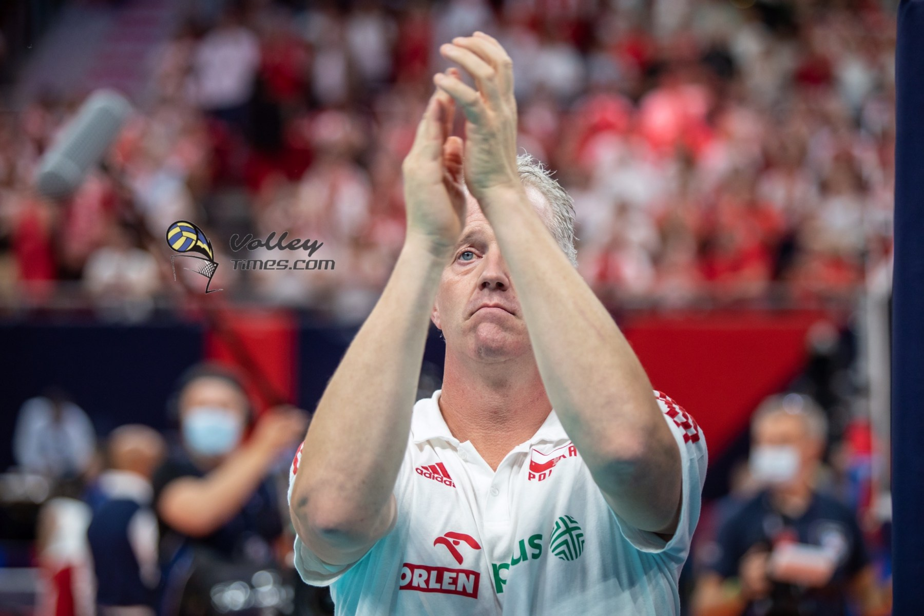 """Heynen is no longer the head coach of the Poland. """"I've never cried so much"""""""