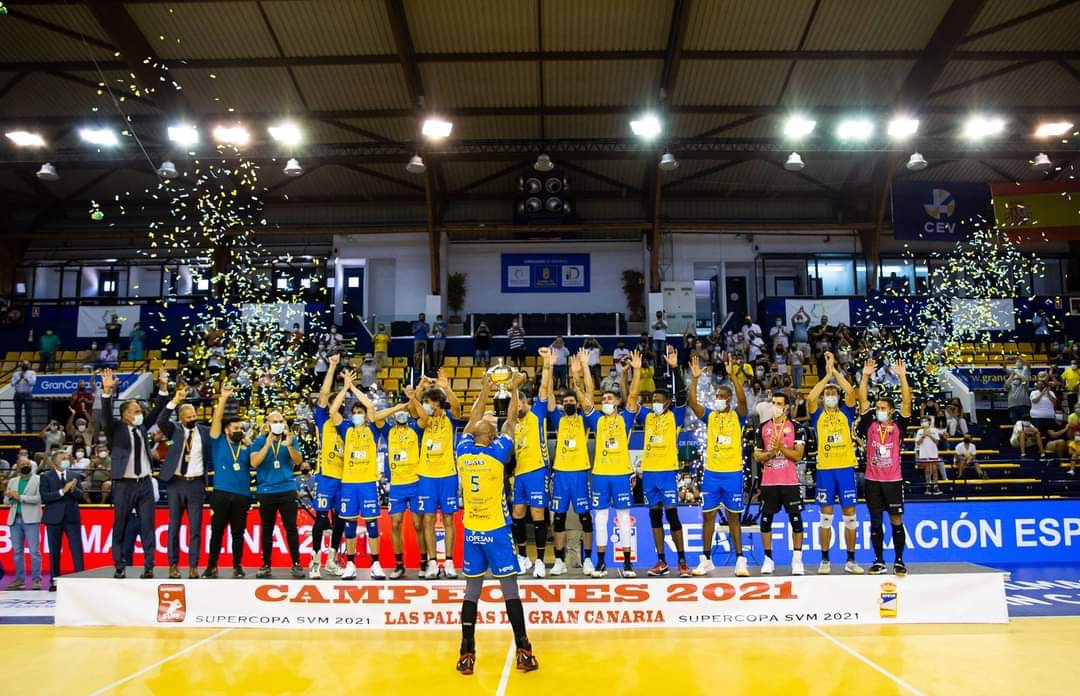 Guaguas and Gran Canaria winners of Spanish Super Cup