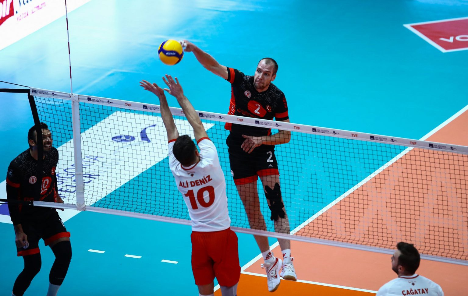 Turkey: Ziraat redeem for round 1 defeat by beating Spor Toto in big match, Bursa stun Galatasaray and the others of Round 2