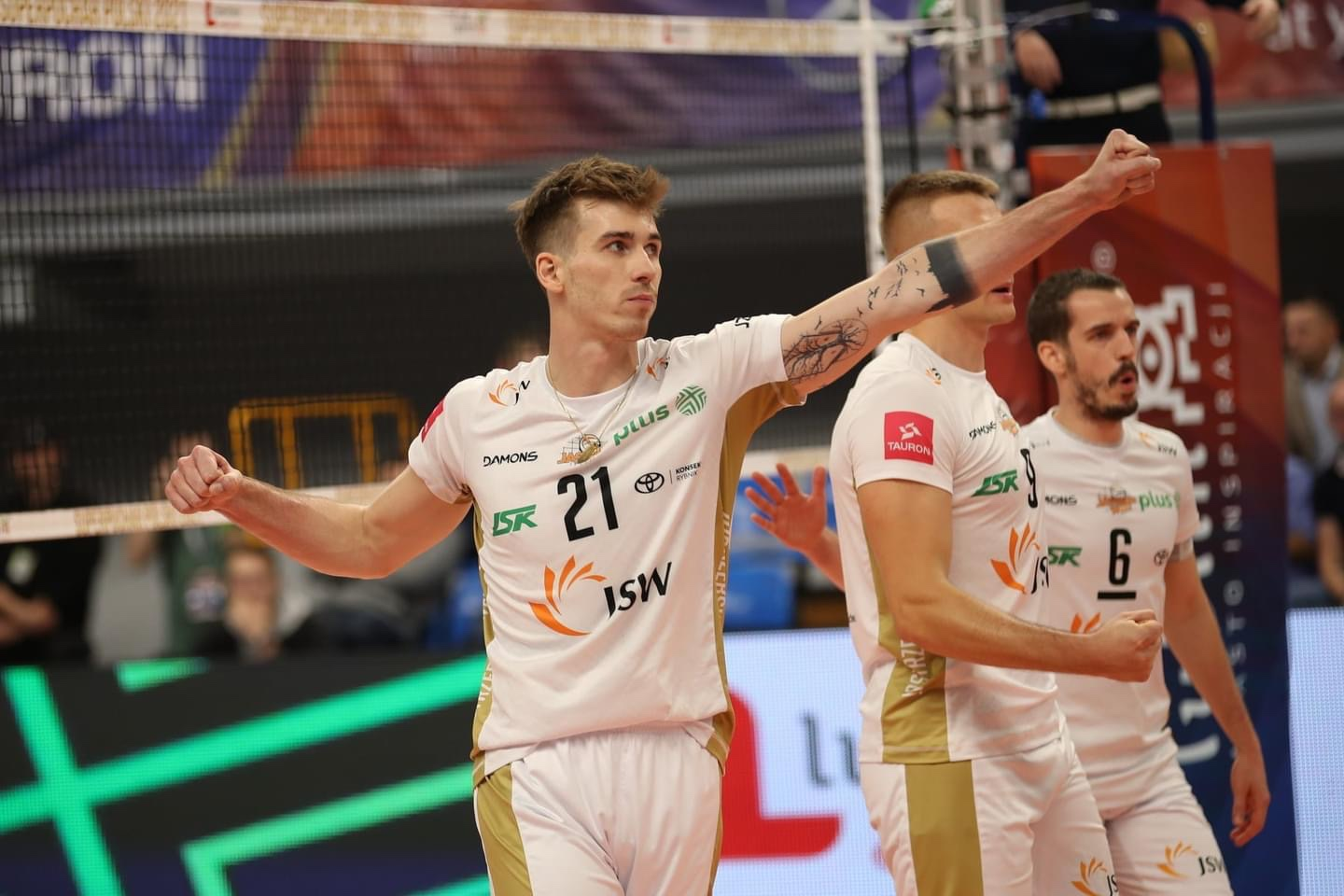 Poland: SuperCup to Jastrzębski for first time in club history. ZAKSA defeated in straight sets!