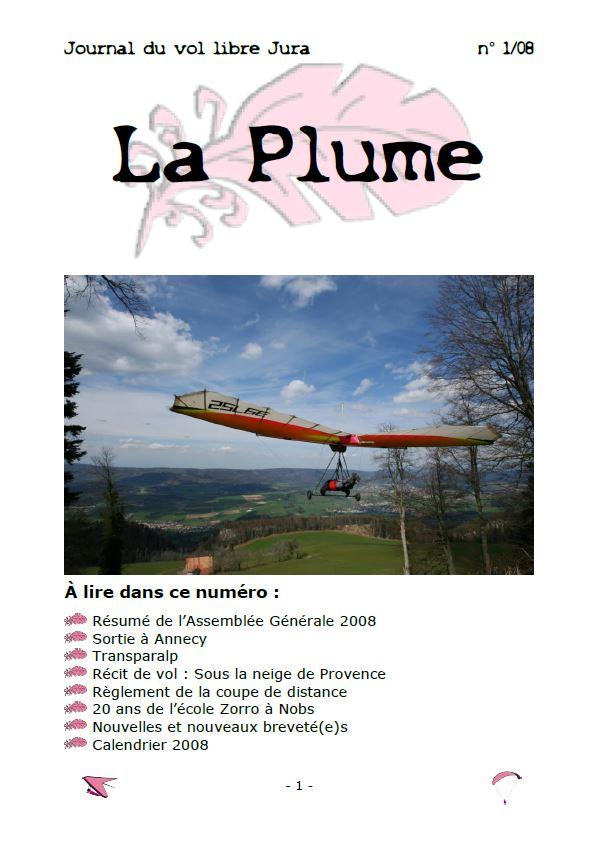 Plume 01 2008