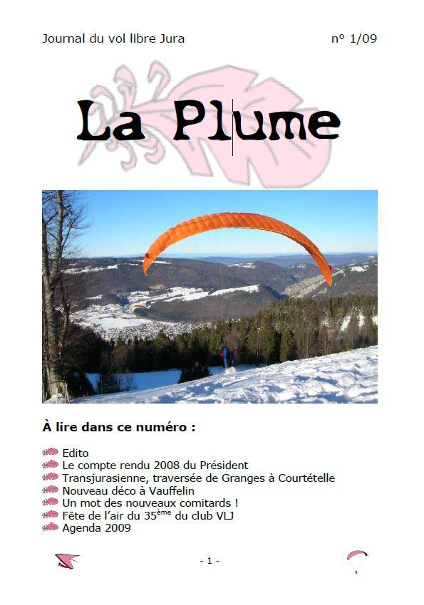 Plume 01 2009