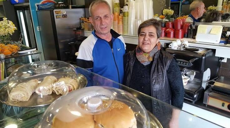 Aυτοί άνοιξαν το πρώτο take away cafe στον Βόλο!