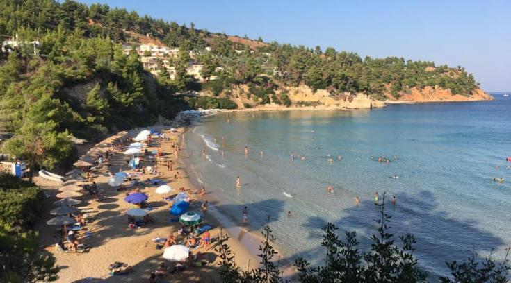 Μια από τις πιο όμορφες παραλίες μας! Δεν έχεις πάει; Να πας!
