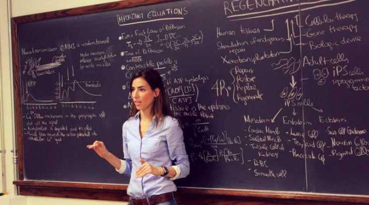 Η Ελληνίδα που θέλει να αλλάξει την Ιατρική για πάντα και είναι μόλις 27 ετών