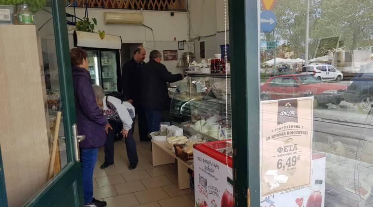 Βολιώτικα τυροκομικά προϊόντα και στα ράφια της Ευρώπης!
