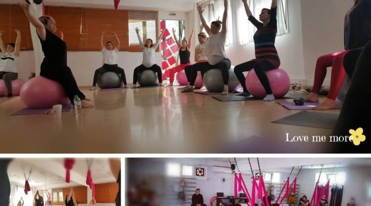 Είσαι εγκυούλα; Ξεκίνα yoga εγκυμοσύνης για έναν πιο εύκολο τοκετό!