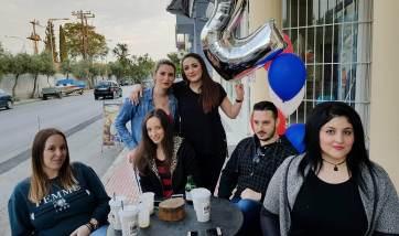 Γενέθλια για το μπαρμπέρικο της Ζωής που αγαπήθηκε και πέτυχε! (ΦΩΤΟ)
