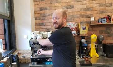 Ο καλύτερος καφές της πόλης, φτιαγμένος με πολύ μεράκι…