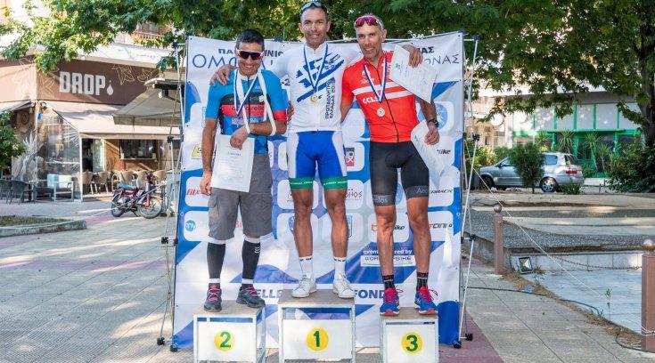 Βολιώτης ποδηλάτης Πρωταθλητής Ελλάδος 2018! Μπράβο!