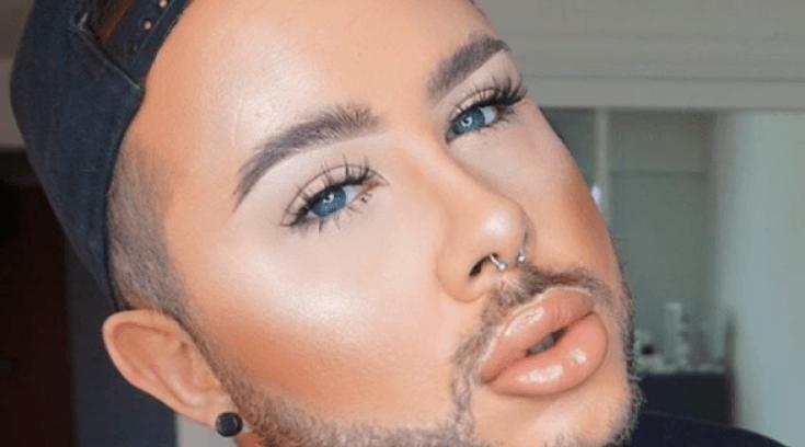 Kυκλοφόρησαν για πρώτη φορά προϊόντα μακιγιάζ αποκλειστικά για άντρες