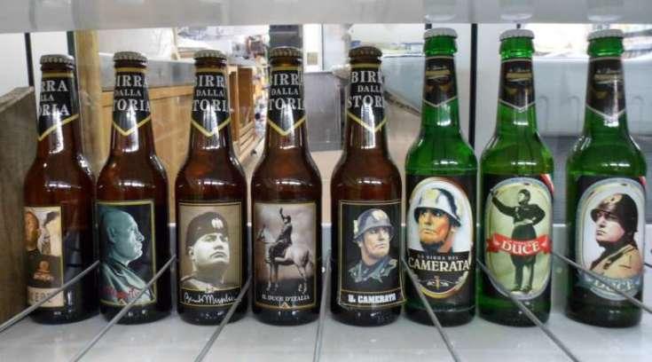Μπίρες με τον Χίτλερ και τον Μουσολίνι πωλούνται νόμιμα