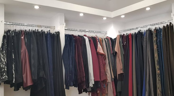 Fuego Bazaar: Μεγάλα μεγέθη, ακόμα και παλτό από 10 εώς 40 ευρώ!