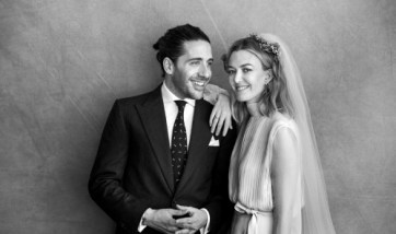 H Δεσποινίδα Ζara, παντρεύτηκε! Δες φώτο από τον γάμο!