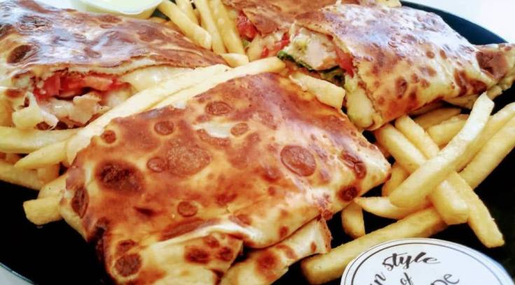 Χαμός για να το γευτούν! Κρέπα, club sandwich….