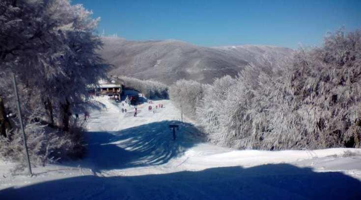 Ανοιχτό το Χιονοδρομικό Κέντρο Πηλίου!