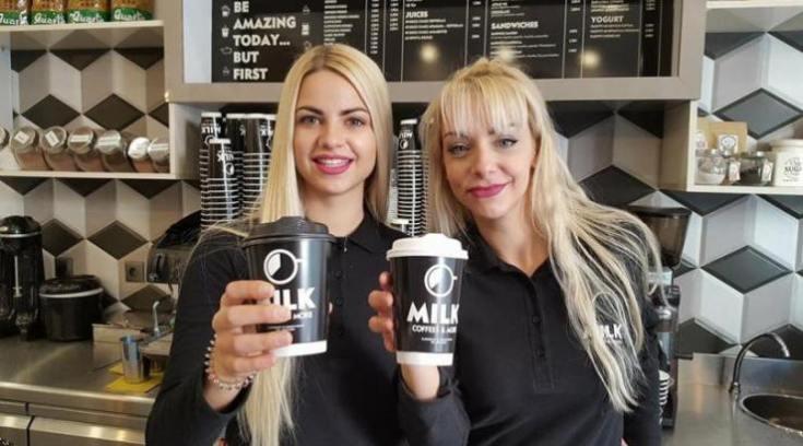 O καλύτερος καφές στην Ιωλκού, από τις αδελφούλες, με αγάπη!