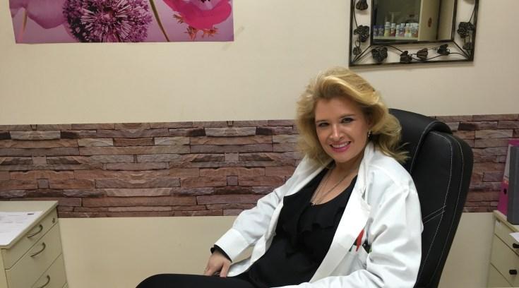 Βίκυ Γκαμπούρα: Έκανε την τραπεζαρία του Νοσοκομείου στέκι!
