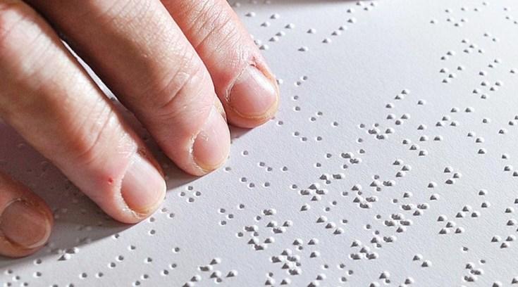 Bολιώτες με προβλήματα όρασης βγάζουν τιμοκαταλόγους σε γραφή Braille!