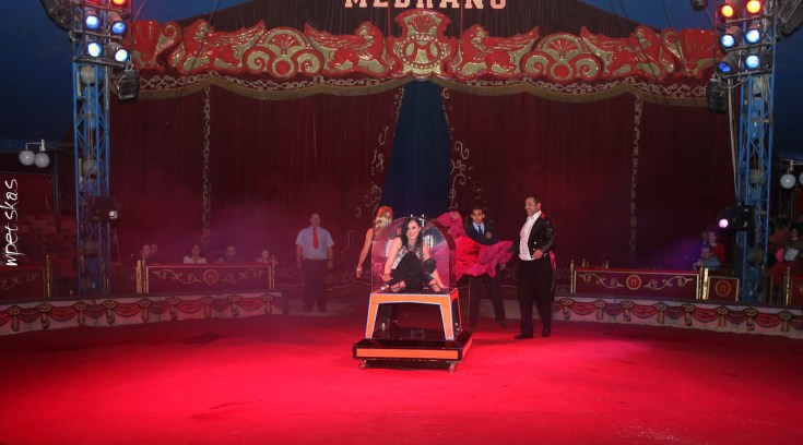To τσίρκο Medrano από την Ιταλία, έρχεται στον Βόλο!