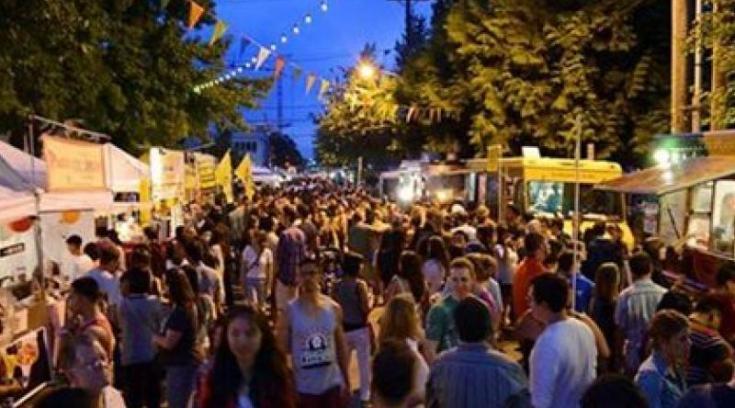 To μεγαλύτερο φεστιβάλ φαγητού έρχεται πάλι στον Βόλο!