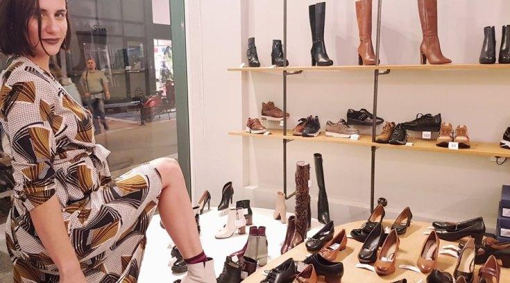 Η Αμίνα από το So Shoe σου δείχνει πως να φορέσεις τα παπούτσια σου!
