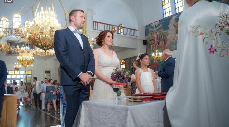Παραμυθένιος γάμος στο Κεραμαριό! Αξίζει να τον δεις!