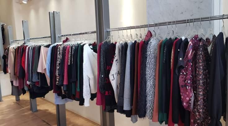 Μια τεράστια συλλογή ρούχων σας περιμένει μέχρι το Σάββατο με Super έκπτωση!