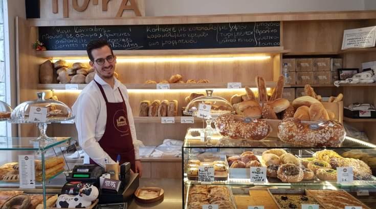 Κάθε μέρα και μια έκπληξη στον καλύτερο φούρνο της πόλης! (ΦΩΤΟ)