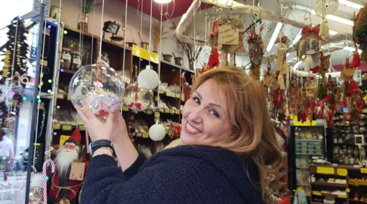Έφτιαξε και φέτος τα πιο όμορφα γουράκια- Αγορές από 1.50 ευρώ!