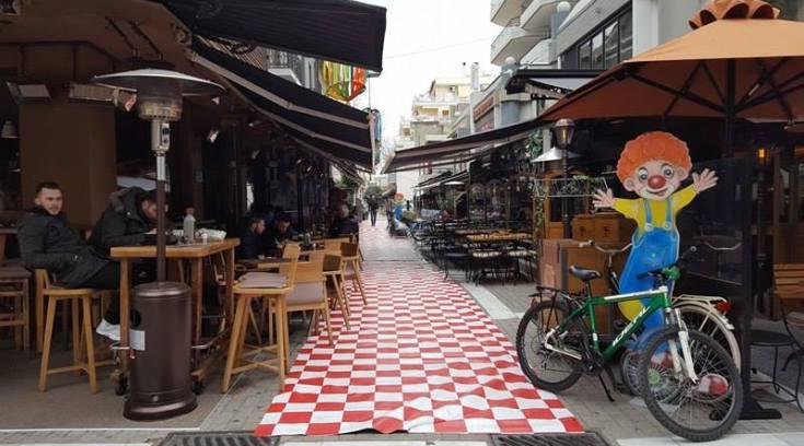 Βολονάκι: Street party, κρουστά, ξυλοπόδαροι και πολλές εκπλήξεις!