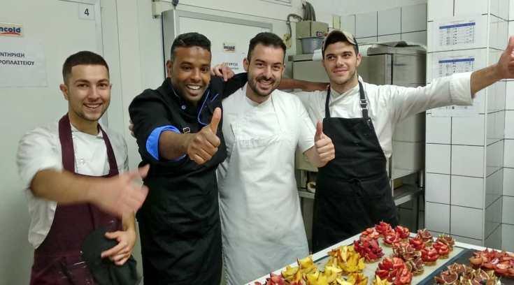 Κόκοβας: Από τον Βόλο στην Γαλλία, δημιουργώντας υπέροχους γλυκούς πειρασμούς!