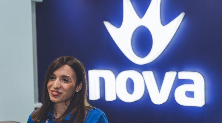 Nova3play Sports ΜΟΝΟ με 37,47€/μήνα!