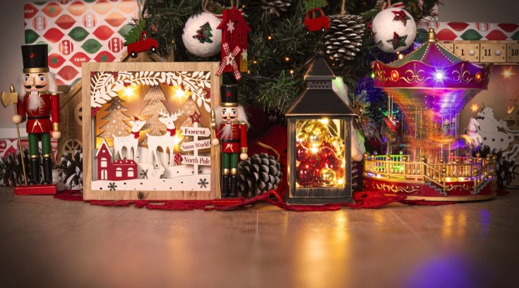 Χριστουγεννιάτικος στολισμός; Σπίτι σας από τον Πασχαλίδη, συνεργάτη της Vicko!