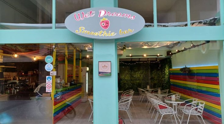Wet Dreams: Εγκαίνια για το smoothie bar- Με προϊόντα χωρίς λακτόζη & γλουτένη