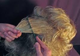 Как стирать парик из канекалона. Уход за искусственным париком