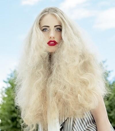 Curva-se de cabelo em casa