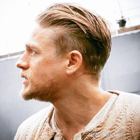 Men's haircuts: photo news