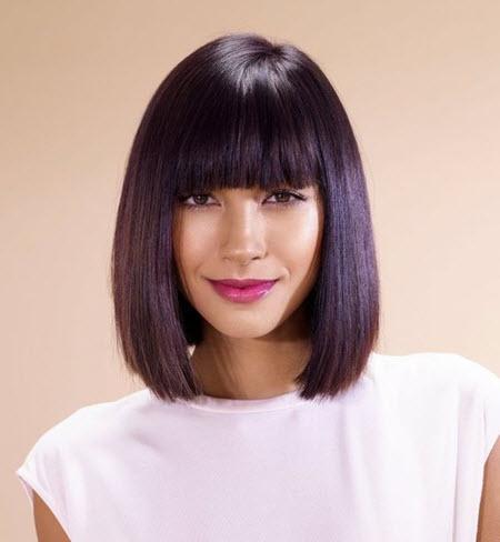 Kare clássico - corte de cabelo feminino das mulheres