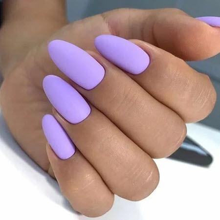 Tons na moda manicure verão