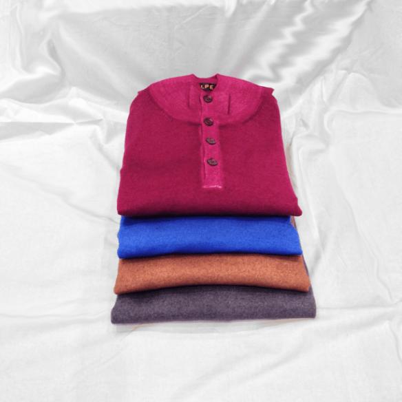 Merino Wool Vintage Finish