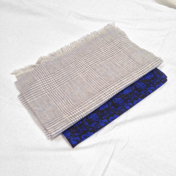 Wool/Silk Mix Scarves