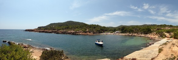 Back to the scene of the Crime - S'estanyol