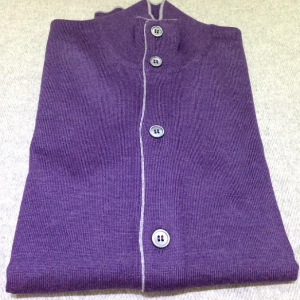 Light Purple Cardigan
