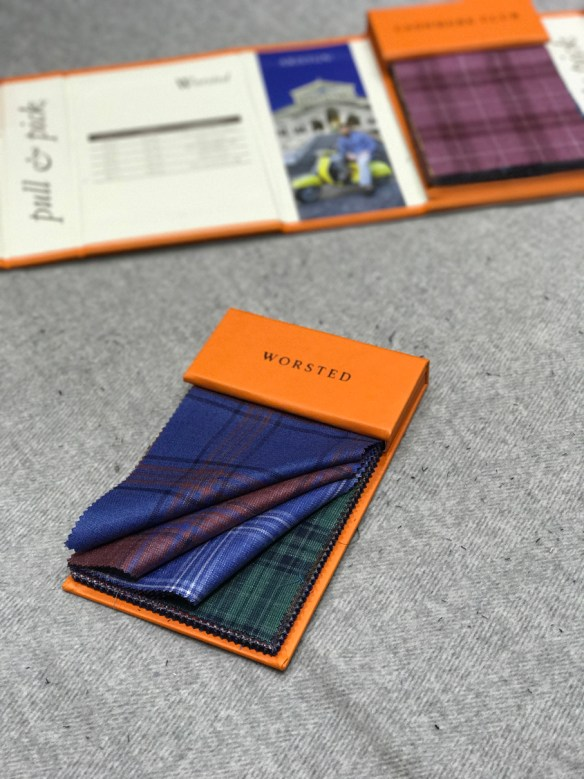 Ariston Giacche (Jacket) Bunch: Worsted