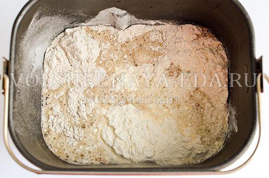 Ржаное заварное тесто. Заварной хлеб – польза и вред