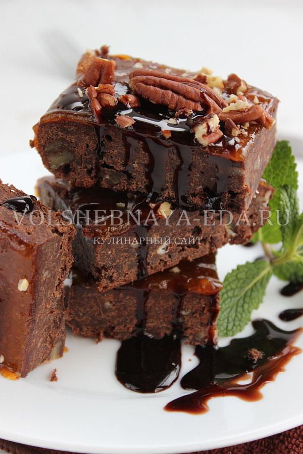сakelike brownies 18