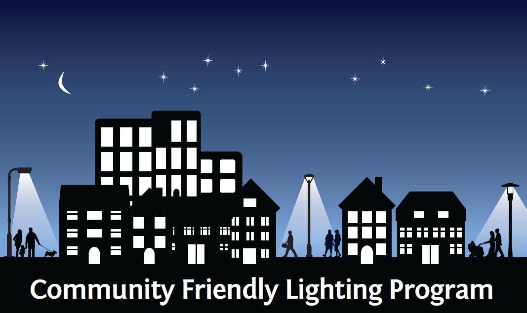 community friendly lighting smart outdoor lighting alliance