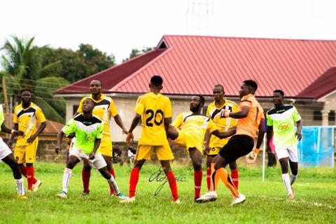 Volta Rangers vs Roberto FC