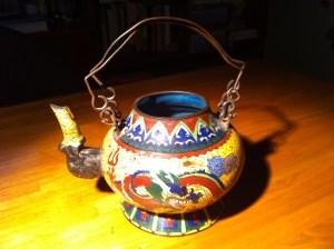Bol de ceramica comprat a Kashgar